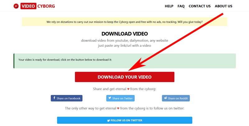 download okru videos without programs