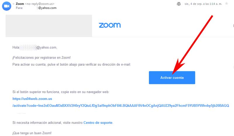 how to create a free zoom account