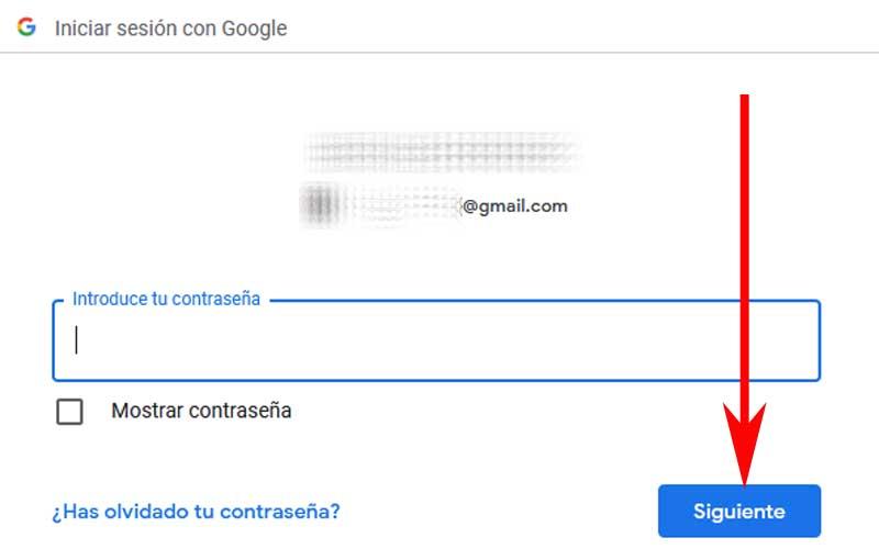 connect a google account to crello
