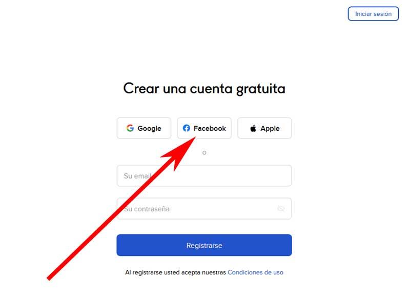 create a crello account