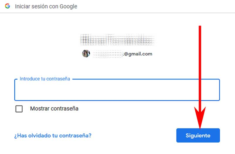 sign up for memmail with Gmail