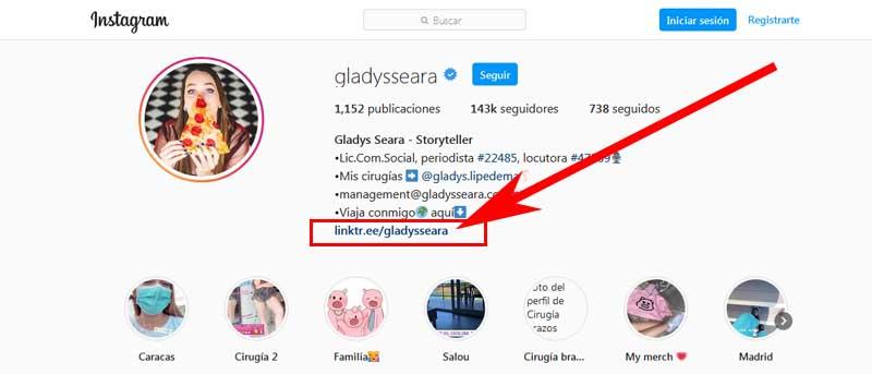 access tiktok from instagram