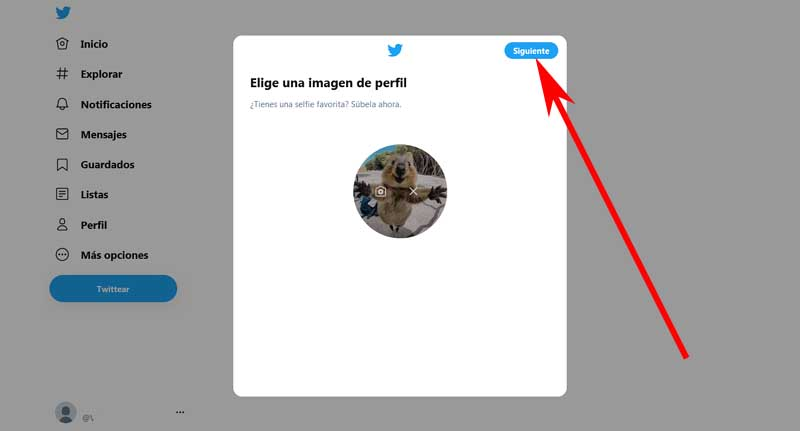 how to create a second twitter account