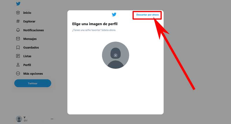 register on twitter step by step