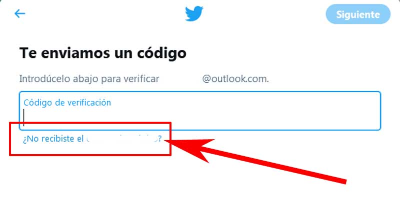 create another twitter account