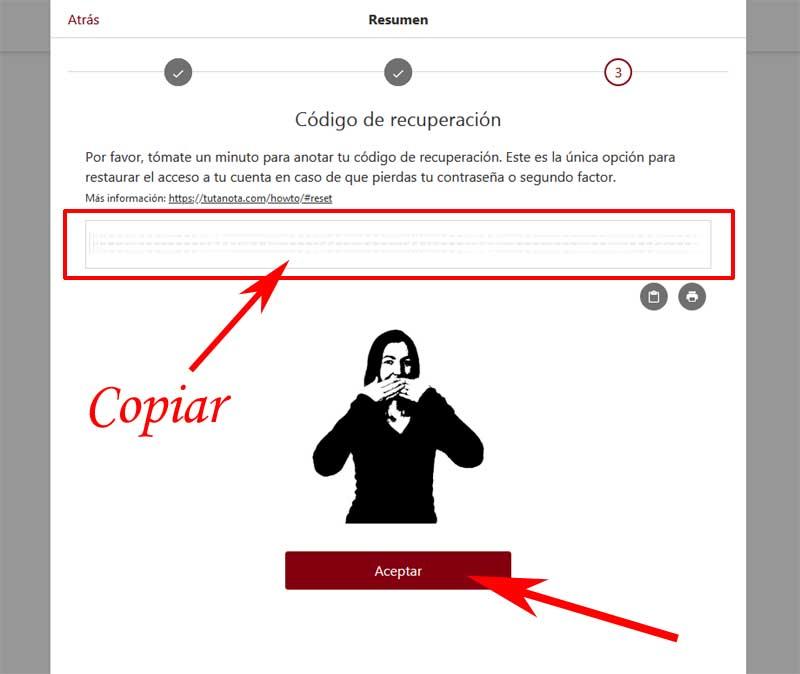 create an email account in tutaota