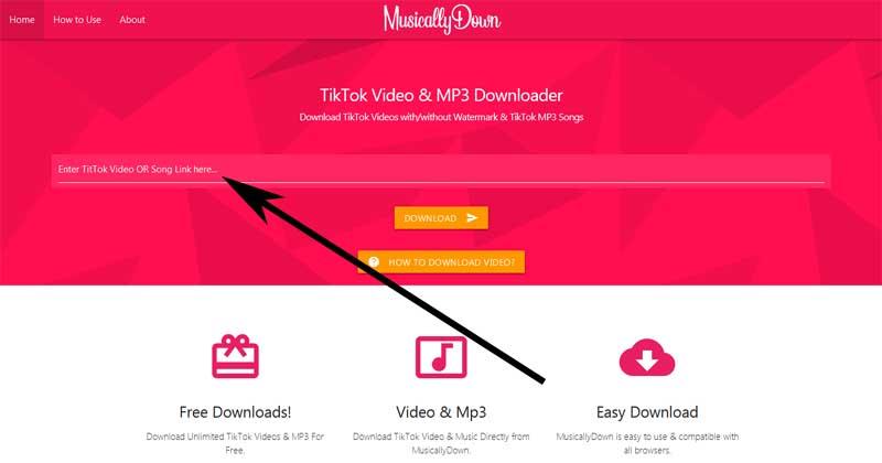 download watermark-free tiktok videos