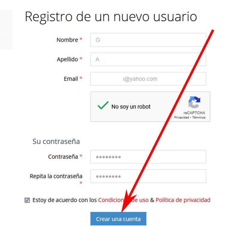 create a docplayer account